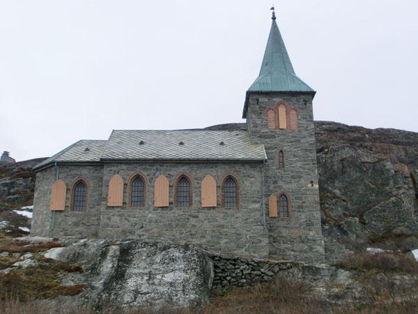 Kong Oscar II kapell