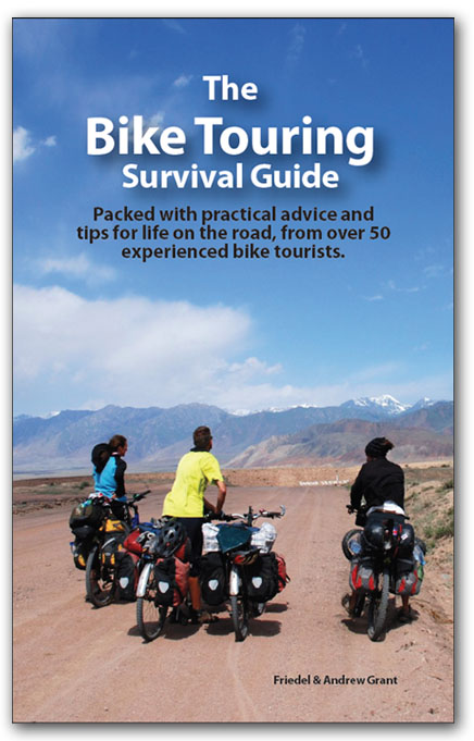 The Bike Touring Survival Gude av Friedel og Andrew Grant