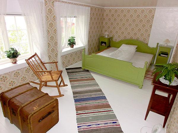Er du og kona i godt humør og glade i hverandre er det kanskje her i dette rommet dere skal bo.