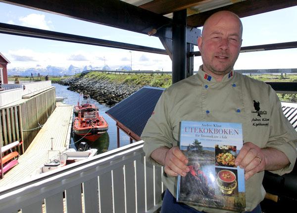 TV-kokk og grillspesialist Anders Klint.
