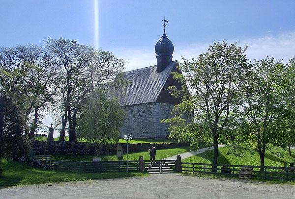 Dønnes Kirke.