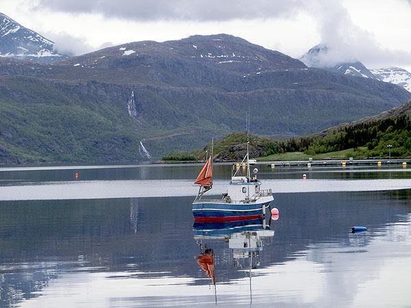 Snapshot på tur rundt Sandhornøy.