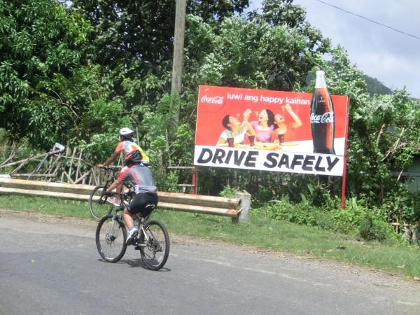 Godt råd ... gjelder også syklister.