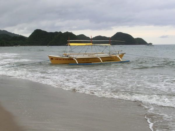 Kun en av de to bestilte båtene var kommet. Det var Jens ikke helt fornøyd med