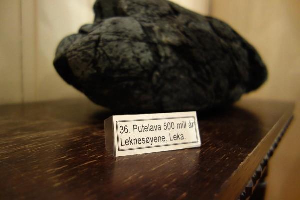 500 millioner år gammel Putelava