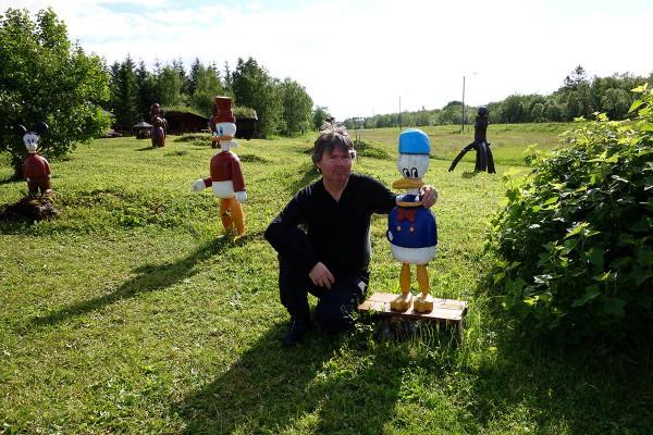 Mosheim Camping (Bjørn og Donald)