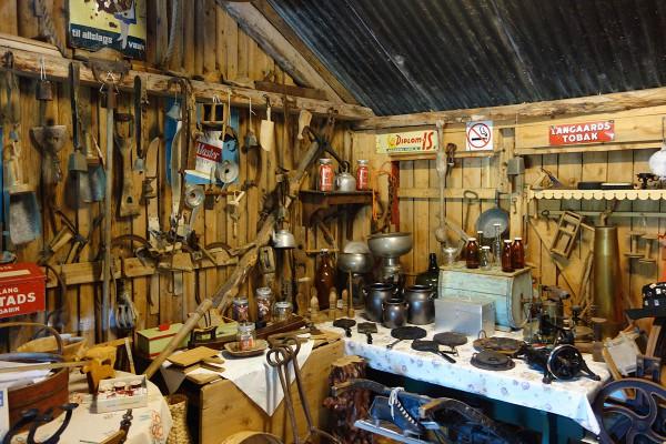Gårdsmuseet på Mosheim Camping
