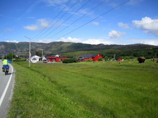 Der ligger Mosheim Camping - Norges kanskje hyggeligste campingplass