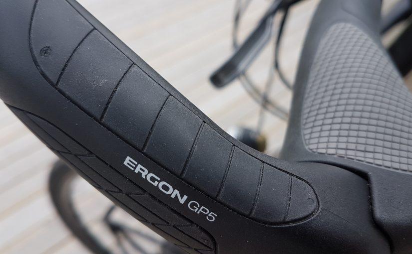 Min første videoblogg – Review av Ergon GP5 Handlebar Grips