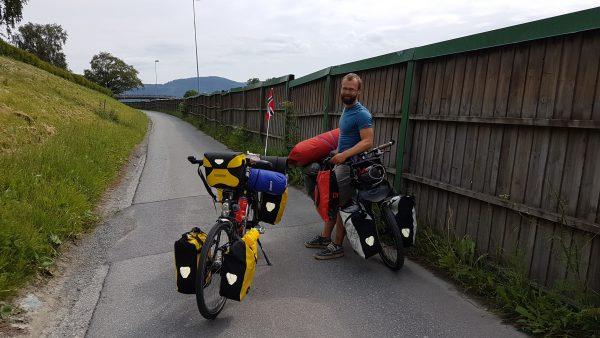 Andy Krause - tysk langtursyklist