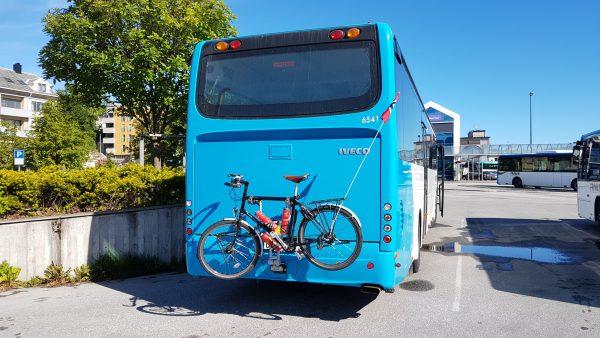 Må ta bussen gjennom Atlanterhavstunellen.