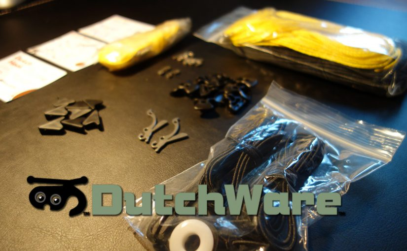 Tarp Flyz, Dutch Wasp, Dutch Hook m.m.