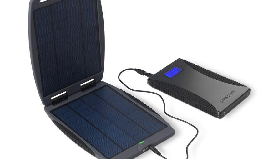 Videoblogg – Test av SolarGorilla