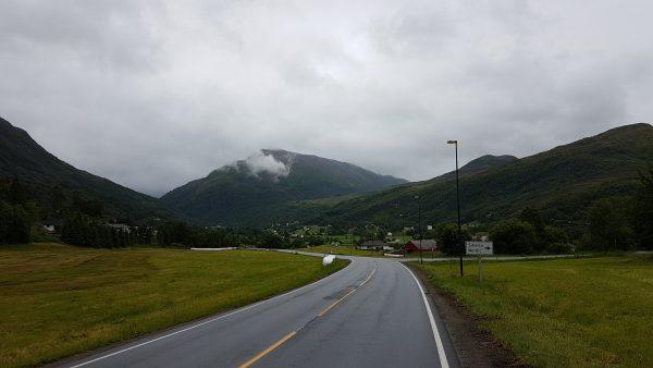 (13:20) Da skal jeg snart over et fjell.