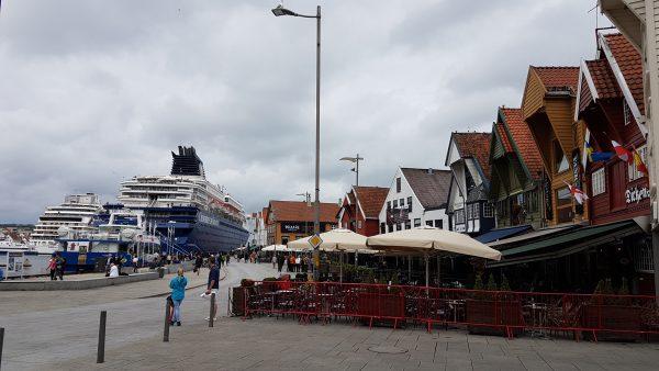 Havneområdet i Stavanger
