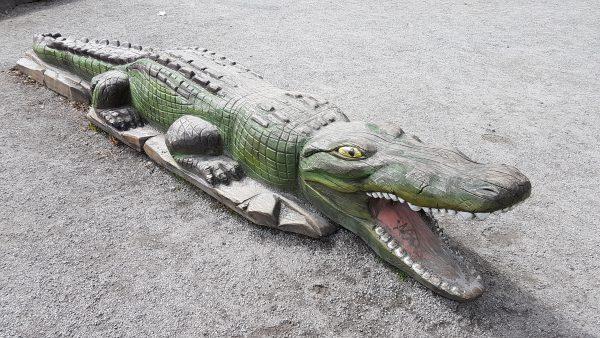 (15:40) Hva gjør en krokodille her i Stavanger?