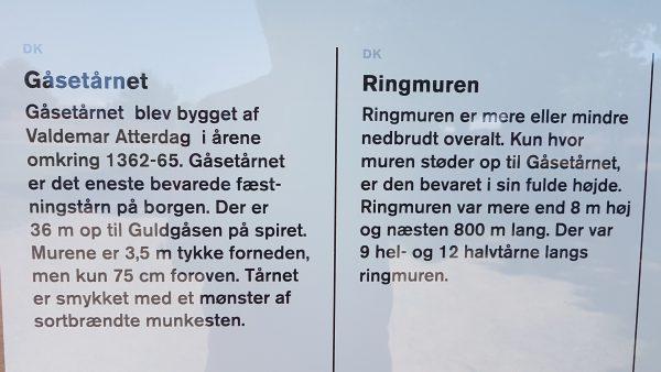 (14:10) Vordingborg - Gåsetårnet.