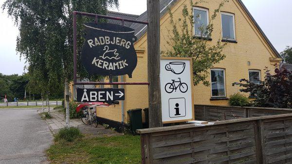 Som syklist er man jo nødt til å stoppe her.