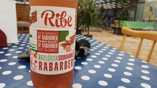 Jeg har kjøpt meg Rabarbra brus :-) Det har jeg aldri smakt før (det smakte godt)