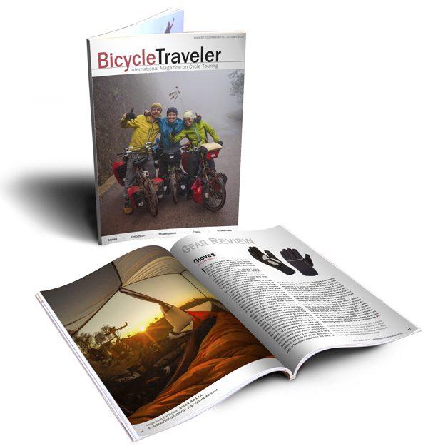 Nummer 11 av det meget bra tursykkelmagasinet Bicycle Traveler Magazine ble gitt ut i dag og kan lastes ned fra hjemmesiden.