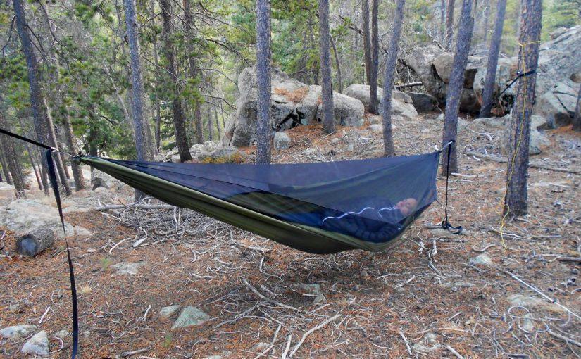 Warbonnet Blackbird XLC med tilbehør – et komplett «sovesystem»