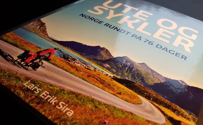 Ute og sykler – Norge rundt på 76 dager